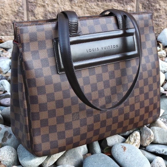 Louis Vuitton Handbags - Louis Vuitton Parioli PM Damier Ebene Shoulder Bag